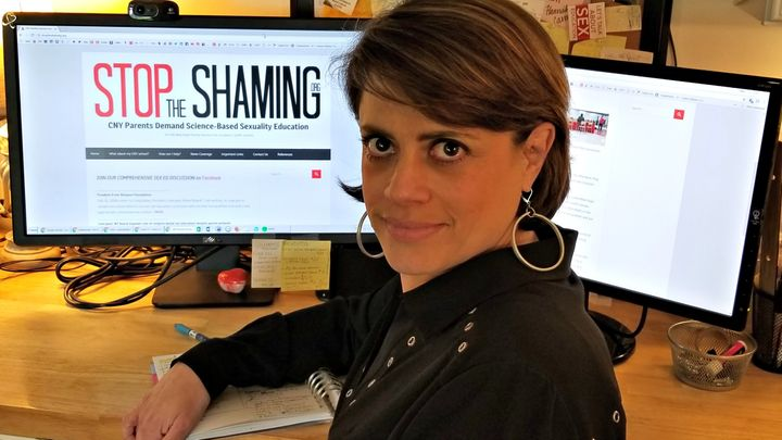 Gina Tonello, forty eight, created the StopTheShaming.org web residing to trace advocacy efforts to pause colleges from keen crisis pregn
