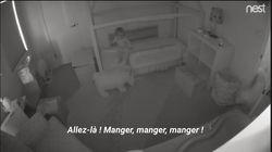 La méthode de ce bébé pour sortir de sa chambre est très
