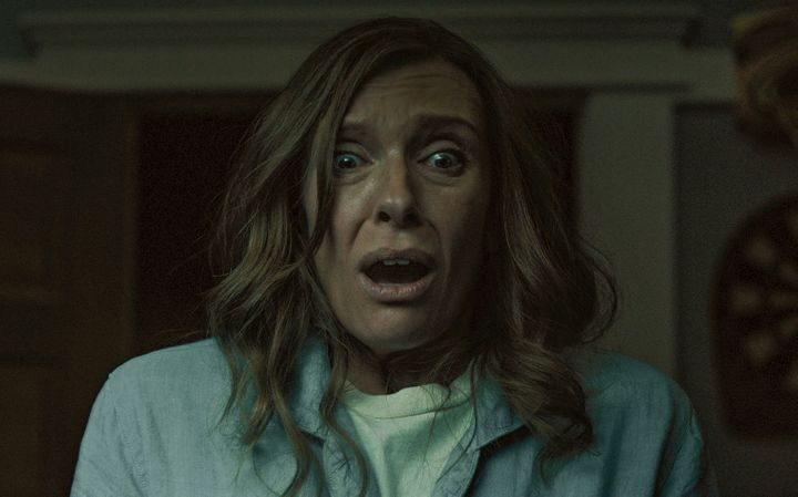 "Toni Collette in ""Hereditary."""
