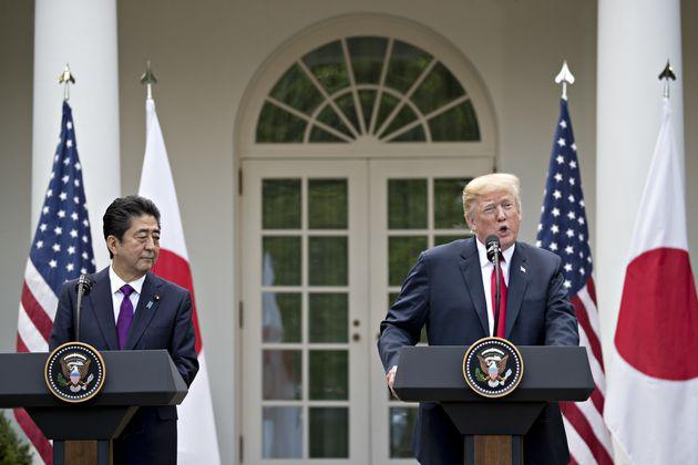 트럼프가 북미정상회담 준비상황과 '낙관적 전망'을