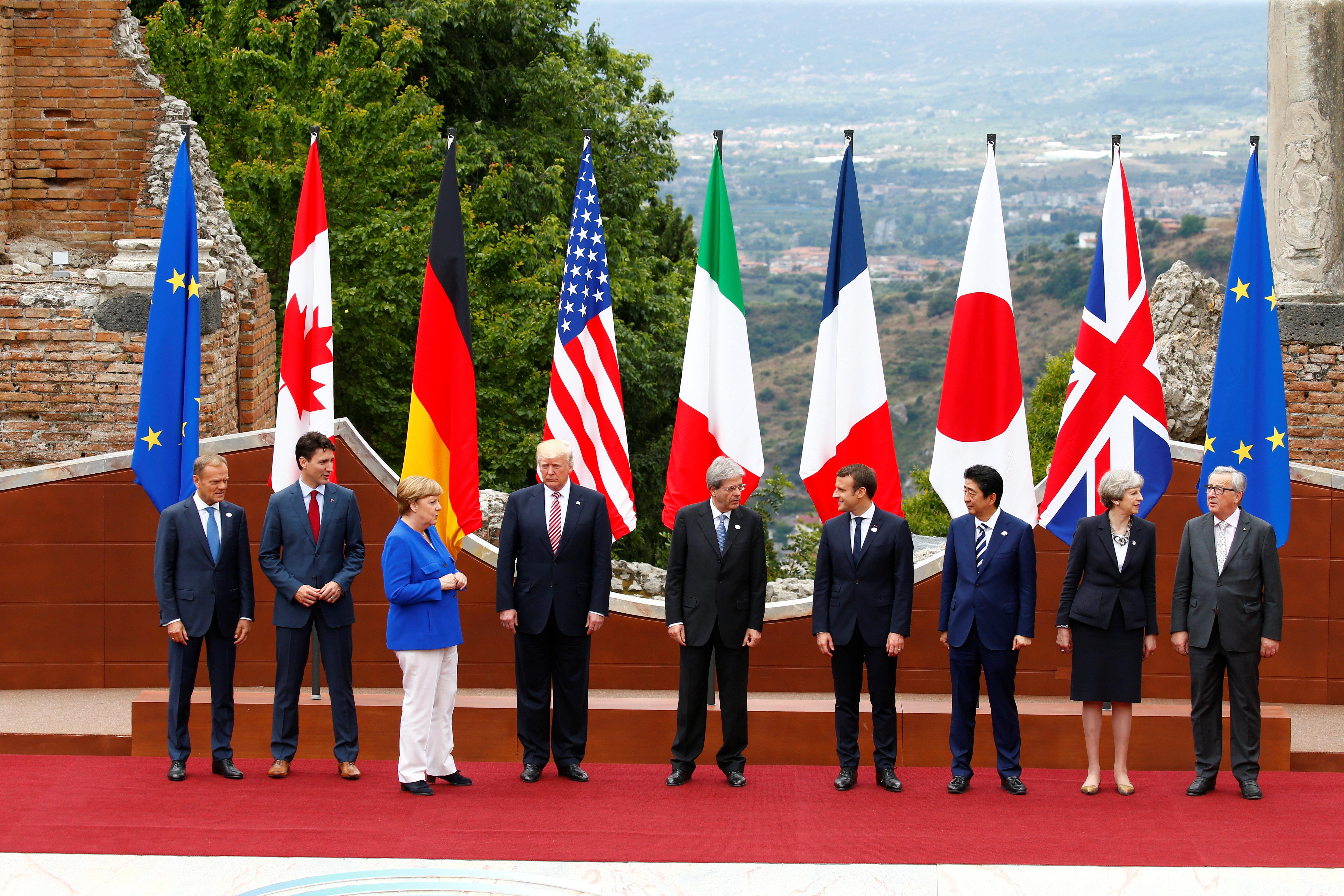 Ακονίζουν μαχαίρια οι 6 της G7 κατά του Τραμπ. Φορτισμένο το κλίμα στη Σύνοδο του Κεμπέκ εξαιτίας της επιβολής