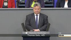 Eklat im Bundestag: AfD-Mann will Rede für Schweigeminute für Susanna nutzen – Roth muss unterbrechen