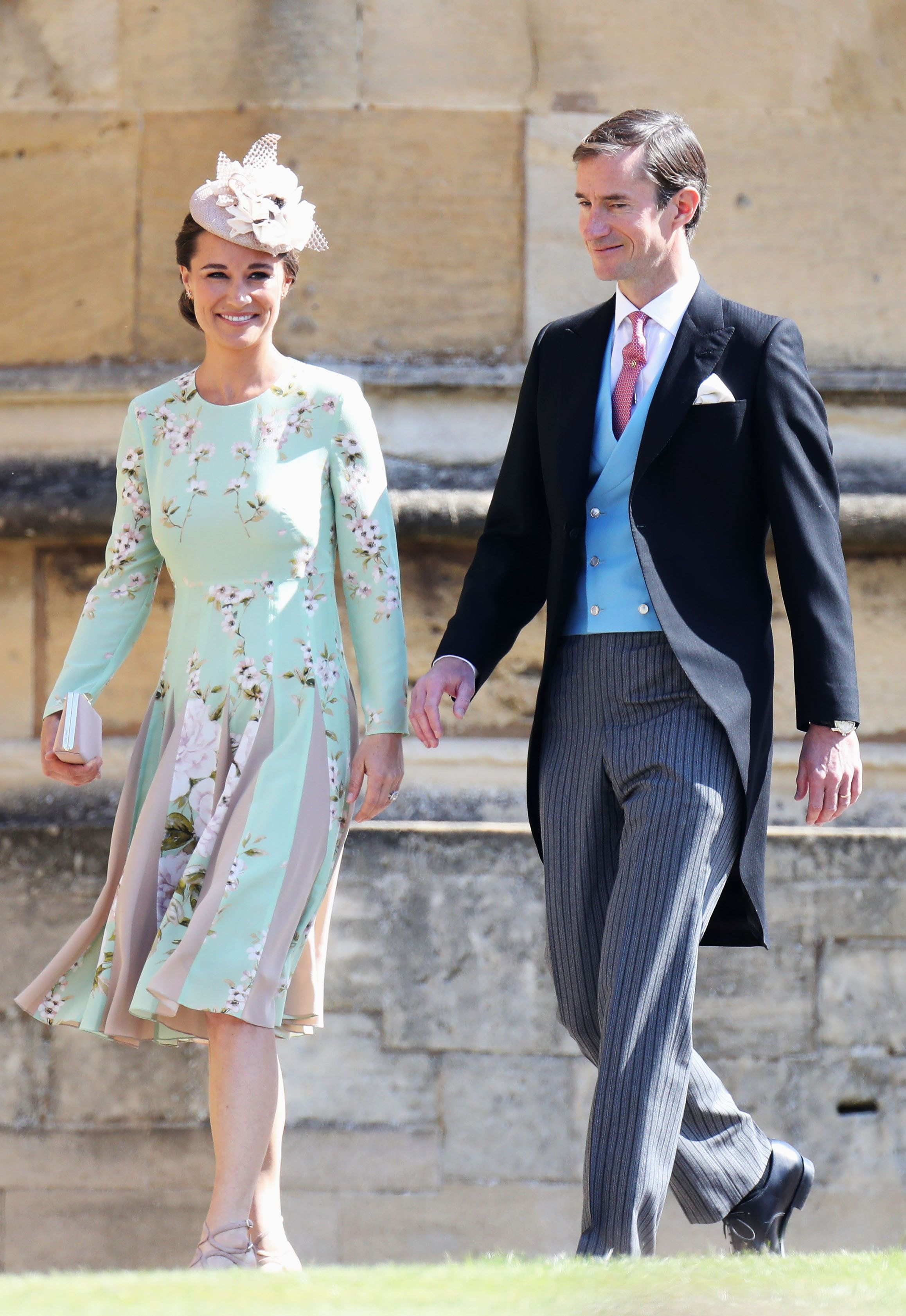 Pippa Middleton Confirms