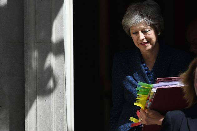 A Year Since Theresa May Lost Her Majority, A Year Of Tory