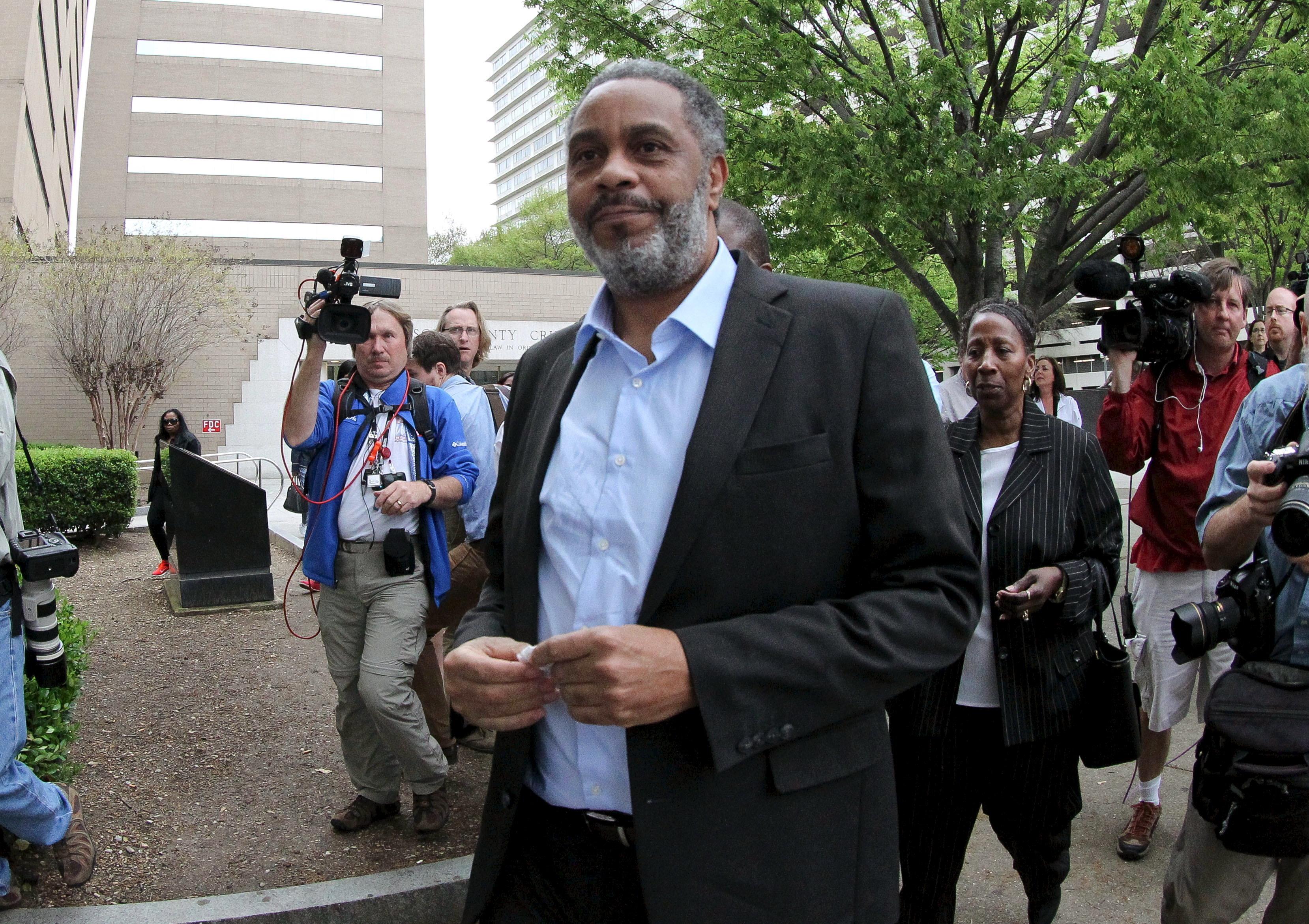 Nach fast 30 Jahren im Todestrakt kam Anthony Ray Hinton 2015