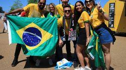 Fußball-WM in Russland: Brasilien warnt Fans vor Zeigen von