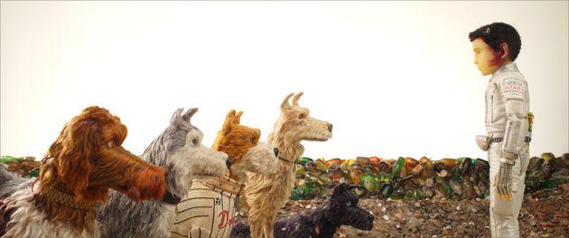 [허프인터뷰] '개들의 섬'은 웨스 앤더슨이 개에 대한 사랑으로 만든