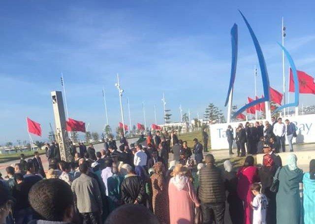 Tanger: Entre les ovations au roi, les