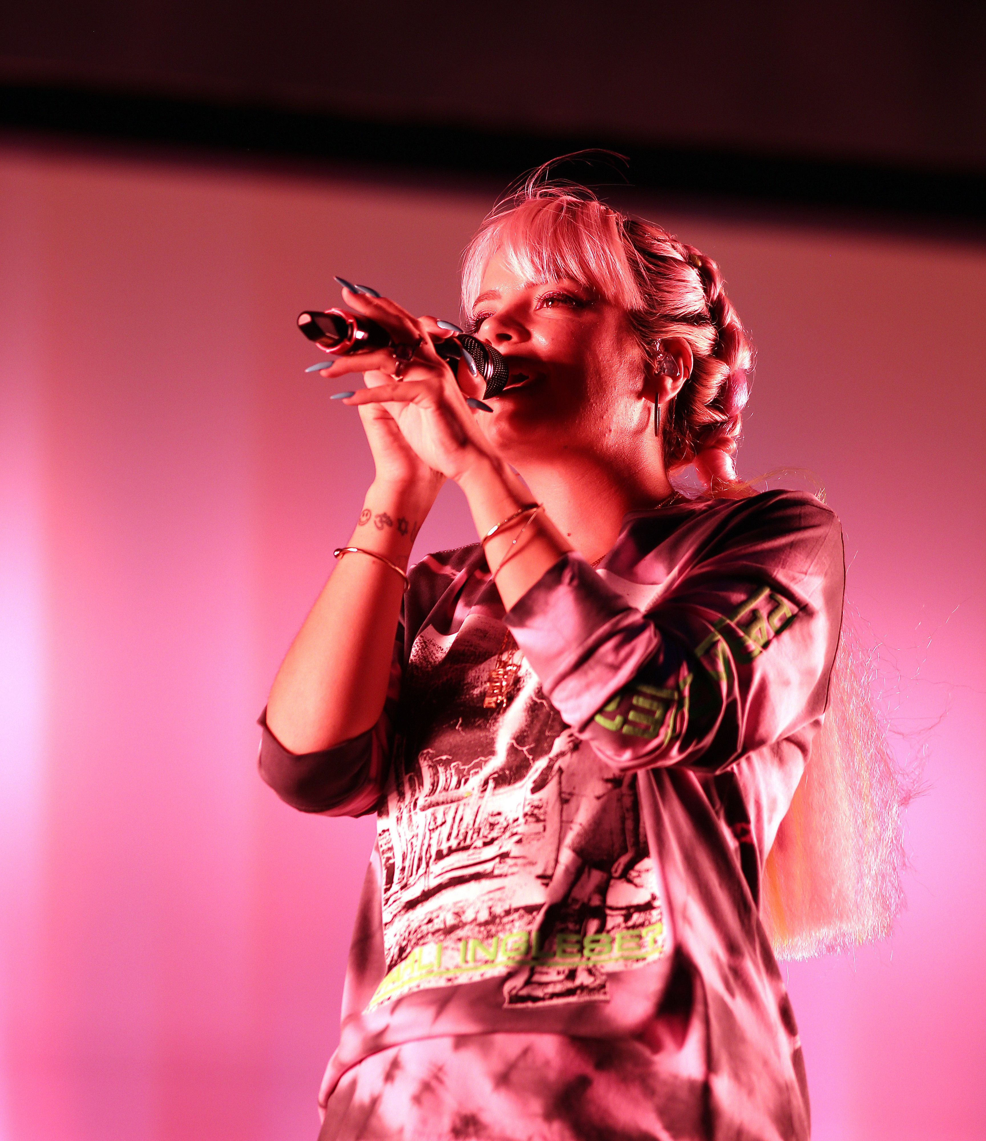 Lily Allen Explains Why She Doesn't Think Me Too Has Reached The Music