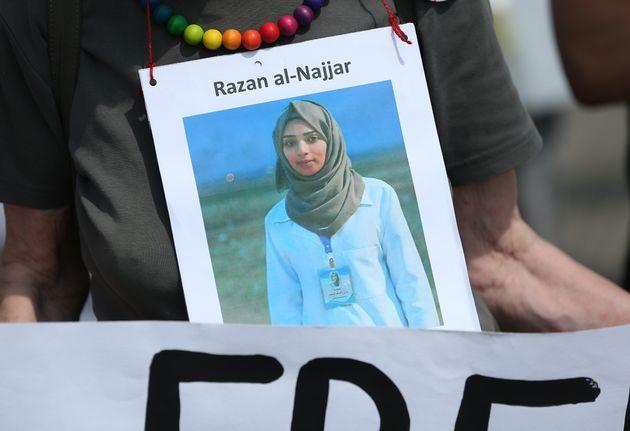 L'armée israélienne édite une vidéo pour faire passer Razan al-Najjar pour le