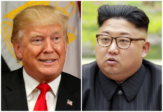 김정은과 트럼프는 오는 10일 싱가포르에 도착할