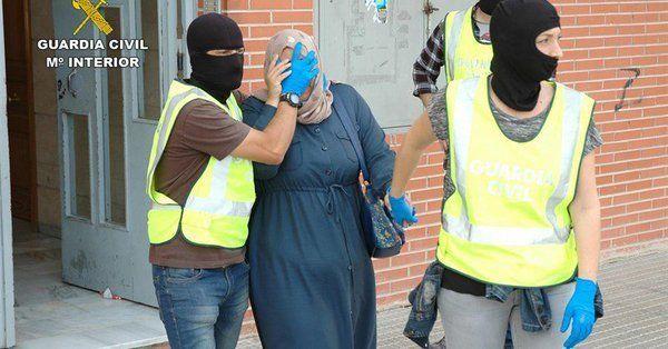 Espagne: Démantèlement d'un réseau marocain de trafic de