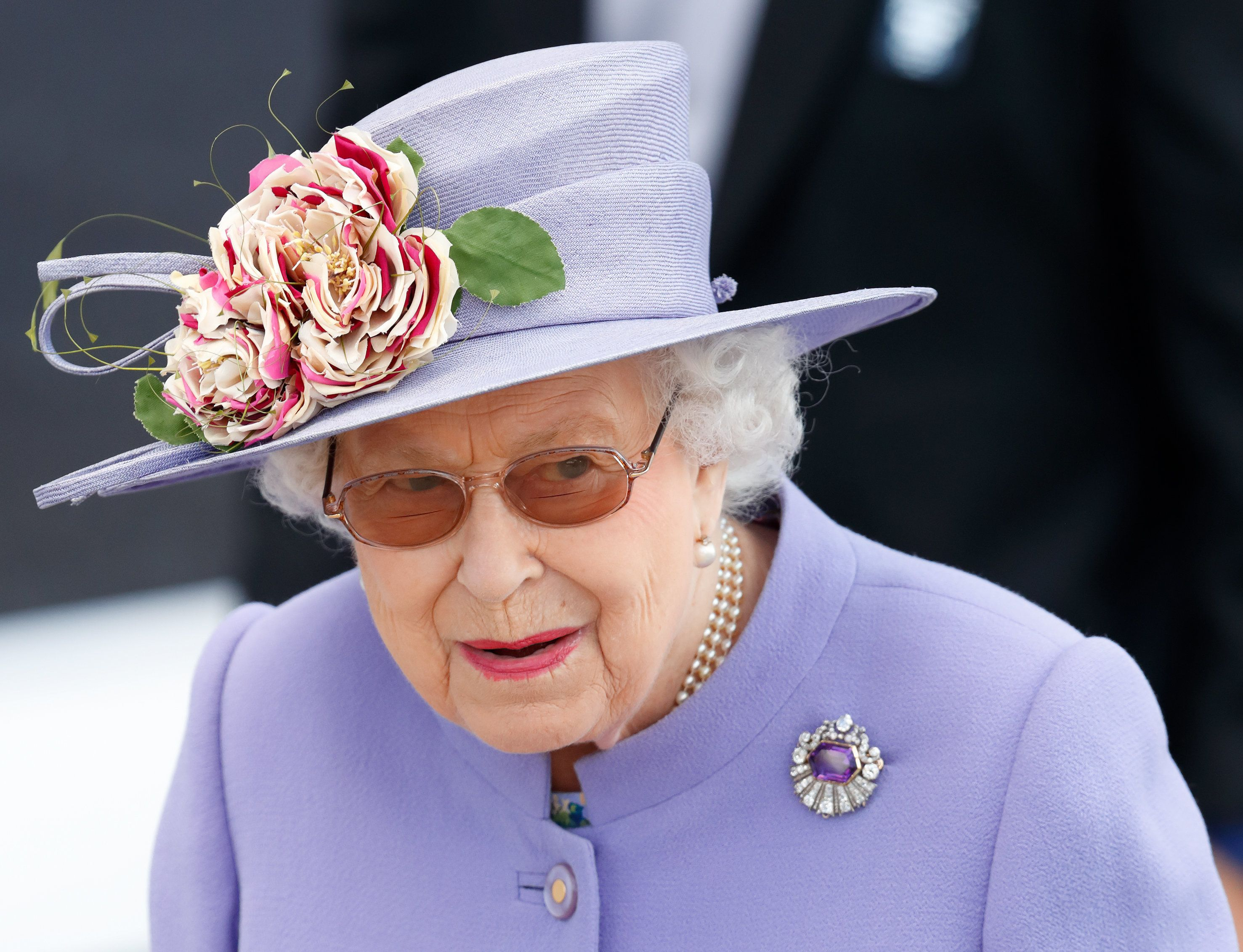 Max Mumby  Indigo via Getty Images                                 The Queen