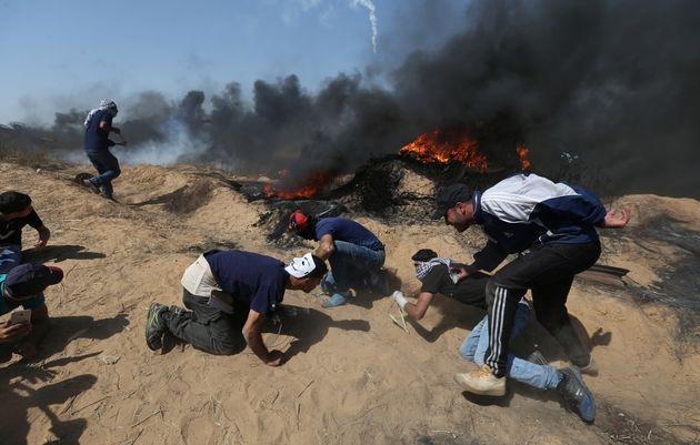 Γάζα: Τρεις νεκροί Παλαιστίνιοι από ισραηλινά πυρά σε νέες