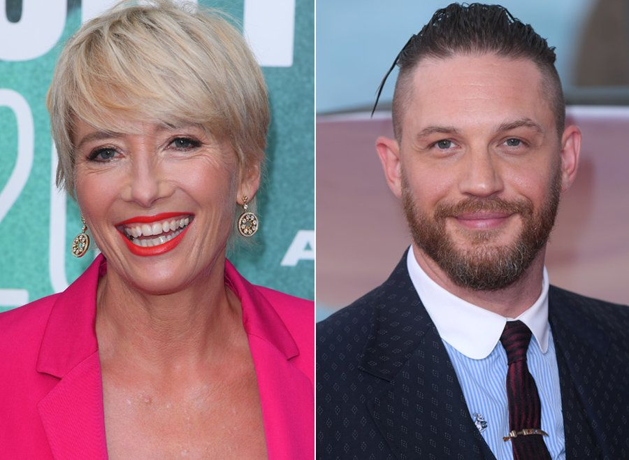 Emma Thompson has been made a Dame, with Tom Hardy receiving an CBE