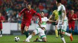 Football: corrigés à Lisbonne, les Verts s'enfoncent dans la