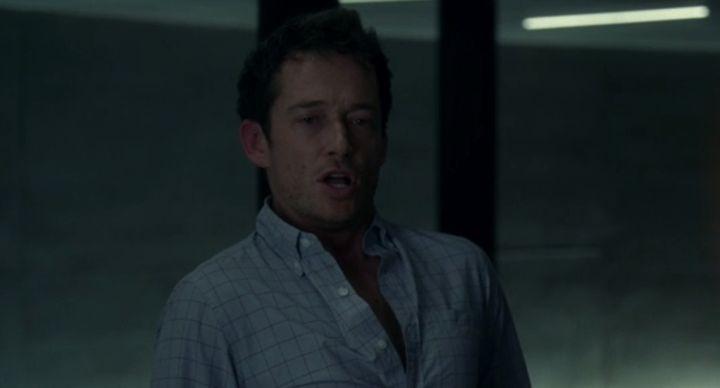 "Simon Quarterman as Lee Sizemore in ""Westworld."""