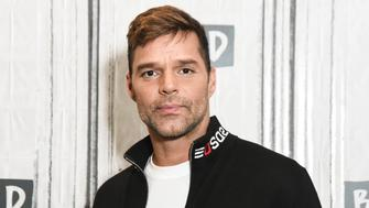 NEW YORK, NY - JUNE 07:  Ricky Martin attends the Build Series to discuss the FX show 'The Assassination of Gianni Versace: An American Crime Story' at Build Studio on June 7, 2018 in New York City.  (Photo by Daniel Zuchnik/WireImage)