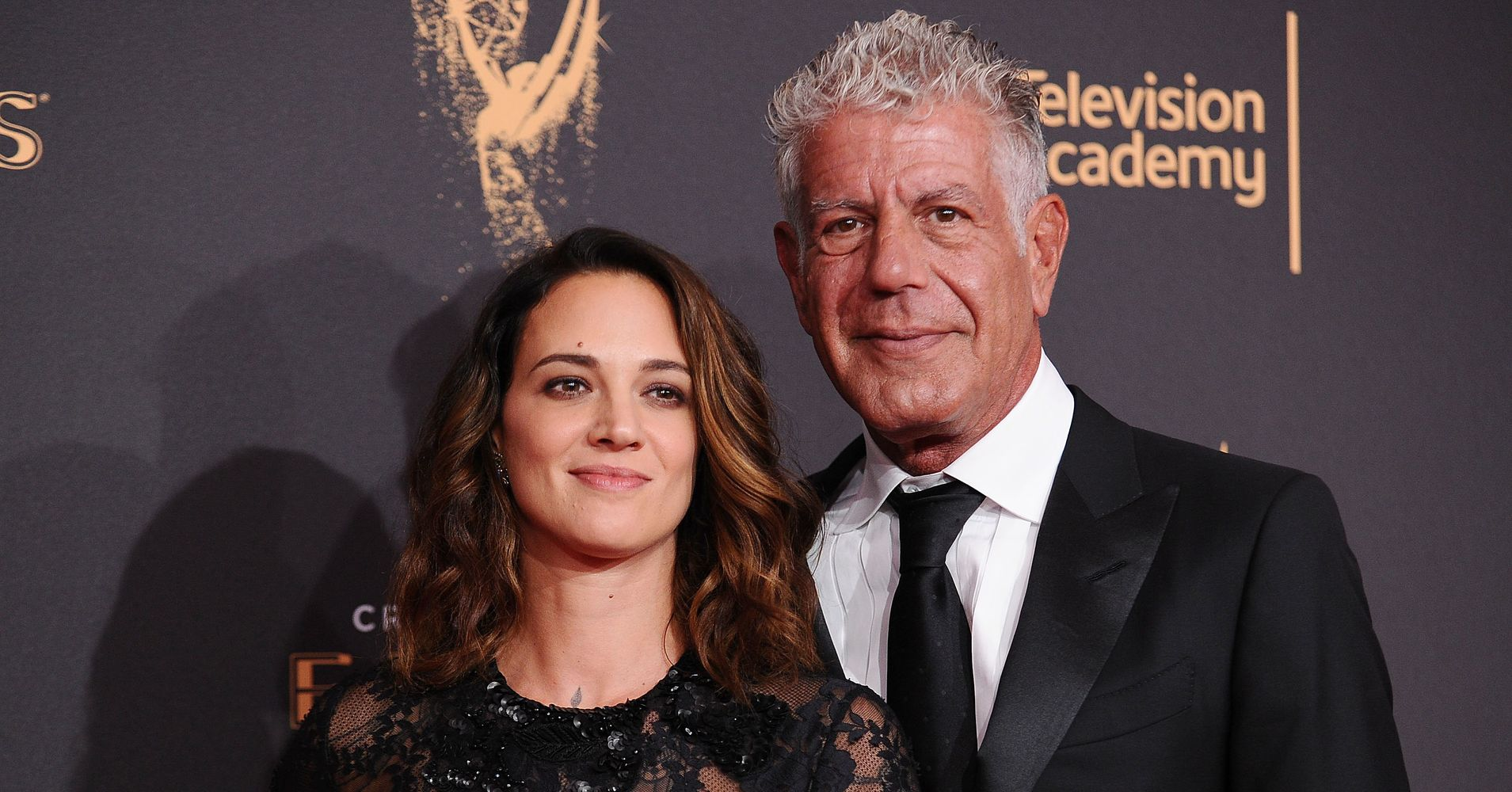 Asia Argento Shares Heartbreaking Statement On Anthony Bourdain's Death