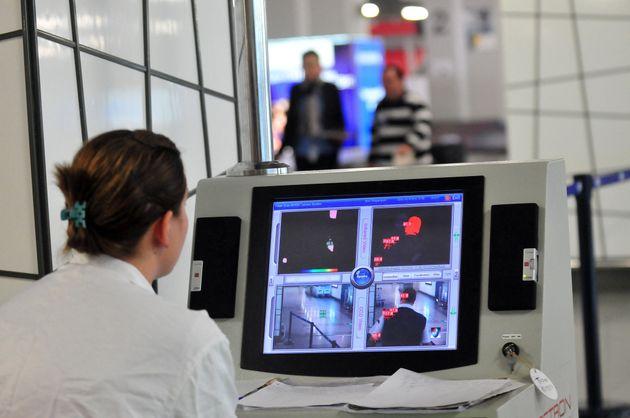 Des caméras thermiques ont été mises en place à l'aéroport Mohammed...