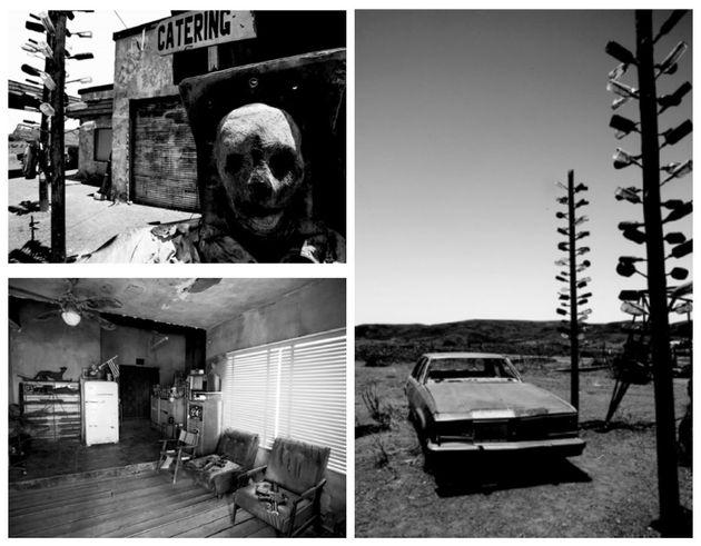 Œuvres du photographe Miloud