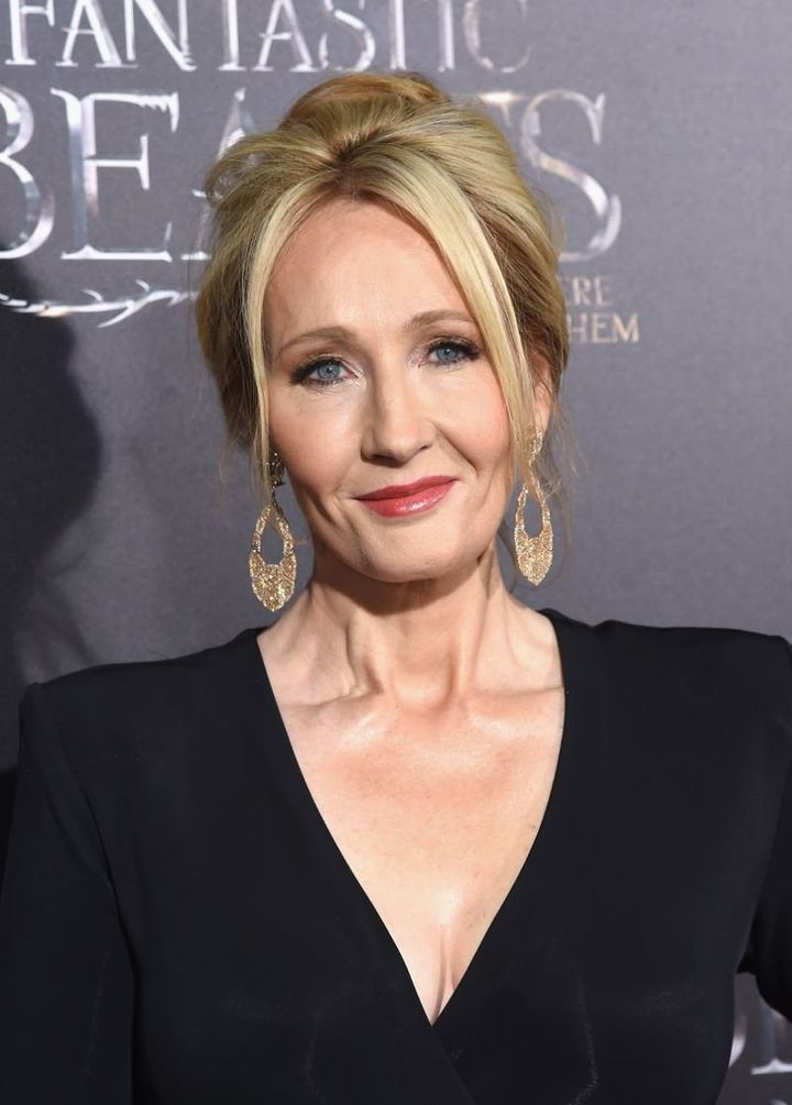 J.K. Rowling was moved by single dad Matt Burke's story.