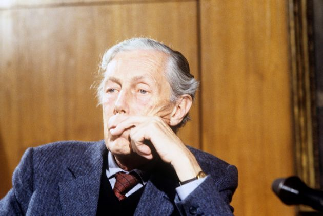 Anthony Blunt was exposed as a Russian
