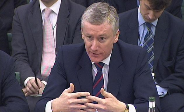 Fred Goodwin, who was given an honour for 'services to banking' was later stripped on the