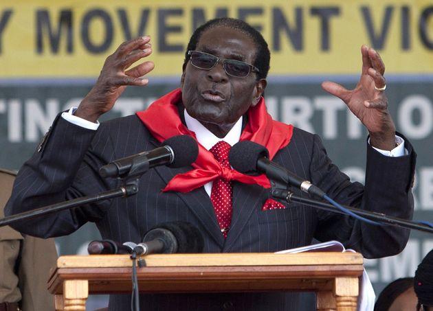 FormerZimbabwean President Robert