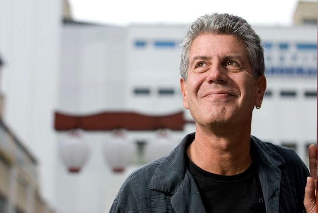 Anthony Bourdain died on Friday at the age of