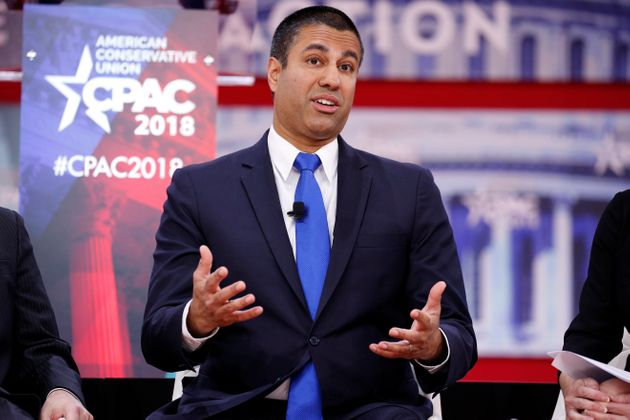FCC Chairman Ajit Pai pushed to overturn his agency's 2015 net neutrality