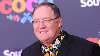 LOS ANGELES, CA - NOVEMBER 08:  John Lasseter attends the premiere of 'Coco' at El Capitan Theatre on November 8, 2017 in Los Angeles, California.  (Photo by Jason LaVeris/FilmMagic)