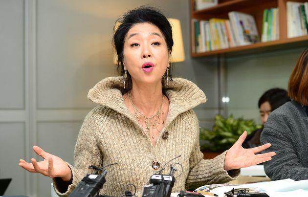'혜경궁 김씨를 찾아서' 김부선이 3개월 만에 올린 글의 진짜