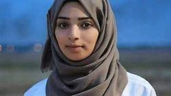 사망한 팔레스타인 간호사를 '인간 방패'라 호도한 영상의