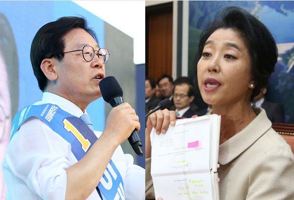 """""""통쾌했다"""" 이재명 논란에 대해 주간동아가 전한 김부선의 심경"""