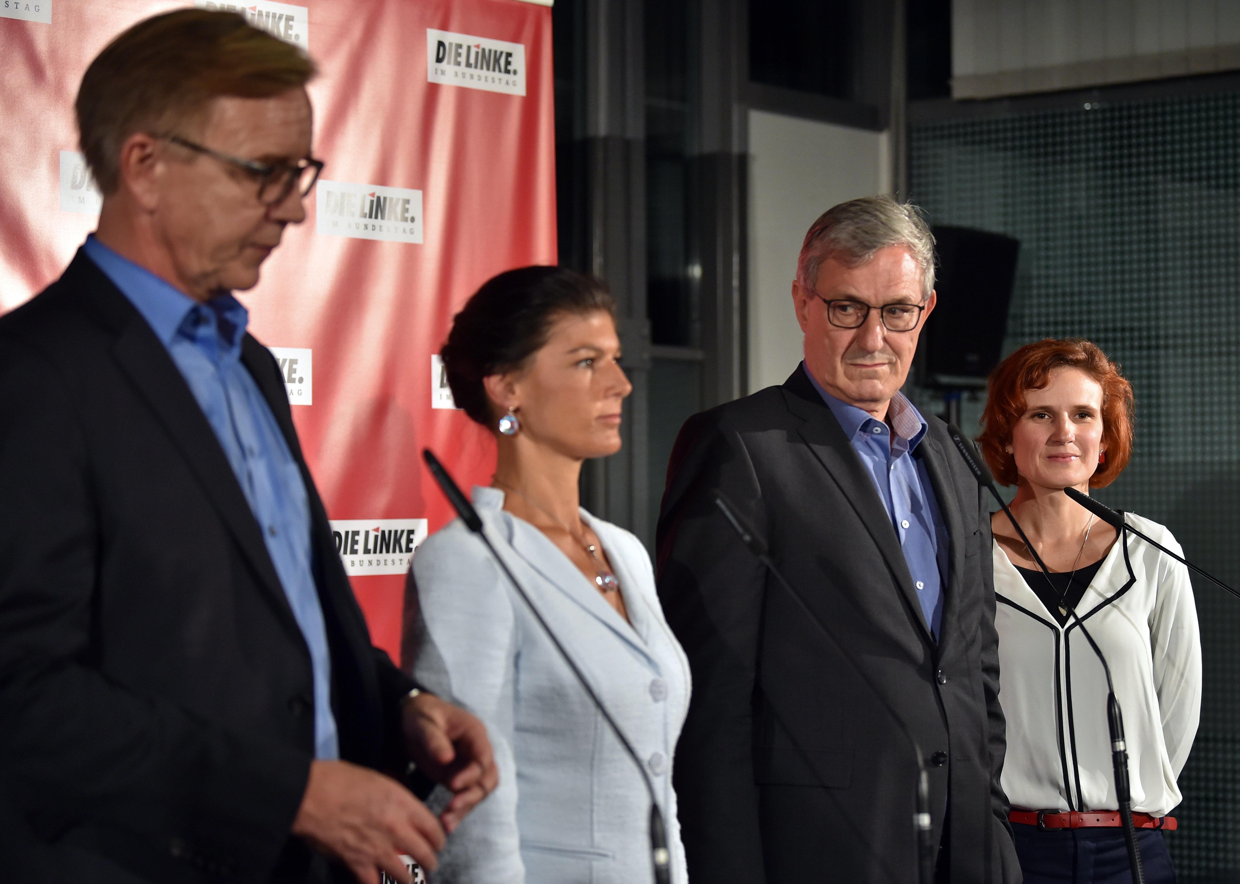 Führung der Linkspartei streitet weiter – diese Umfrage erhöht den