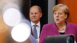 Scholz setzt Merkel mit eigenen Europa-Plänen unter Druck