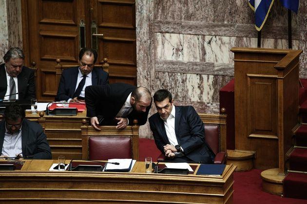 Αισιοδοξία στην κυβέρνηση για το ονοματολογικό της ΠΓΔΜ- συνέχιση αντιπαράθεσης με τη