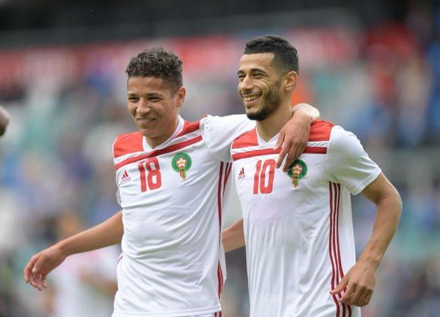 Préparation au Mondial 2018: Les Lions de l'Atlas plient en 3 buts à 1 leur match face à