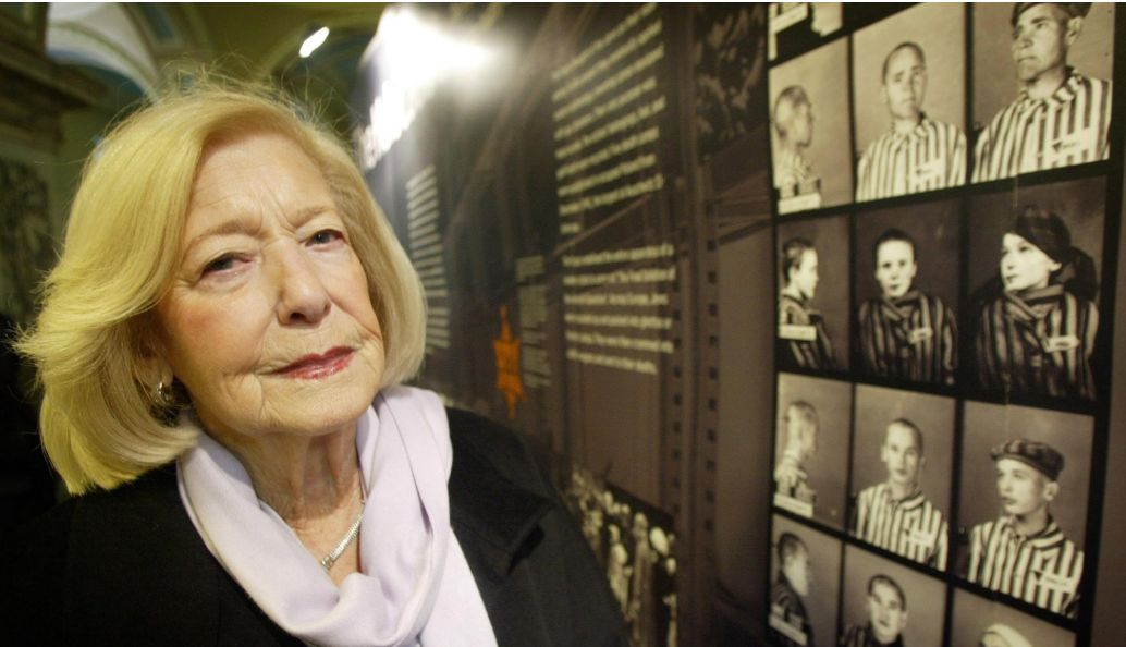 Gena Turgel, who helped comfort Frank at the Bergen-Belsen concentration camp, has died