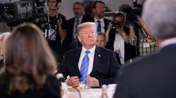 Le G7 vire au fiasco avec un tweet de Trump qui torpille l'accord