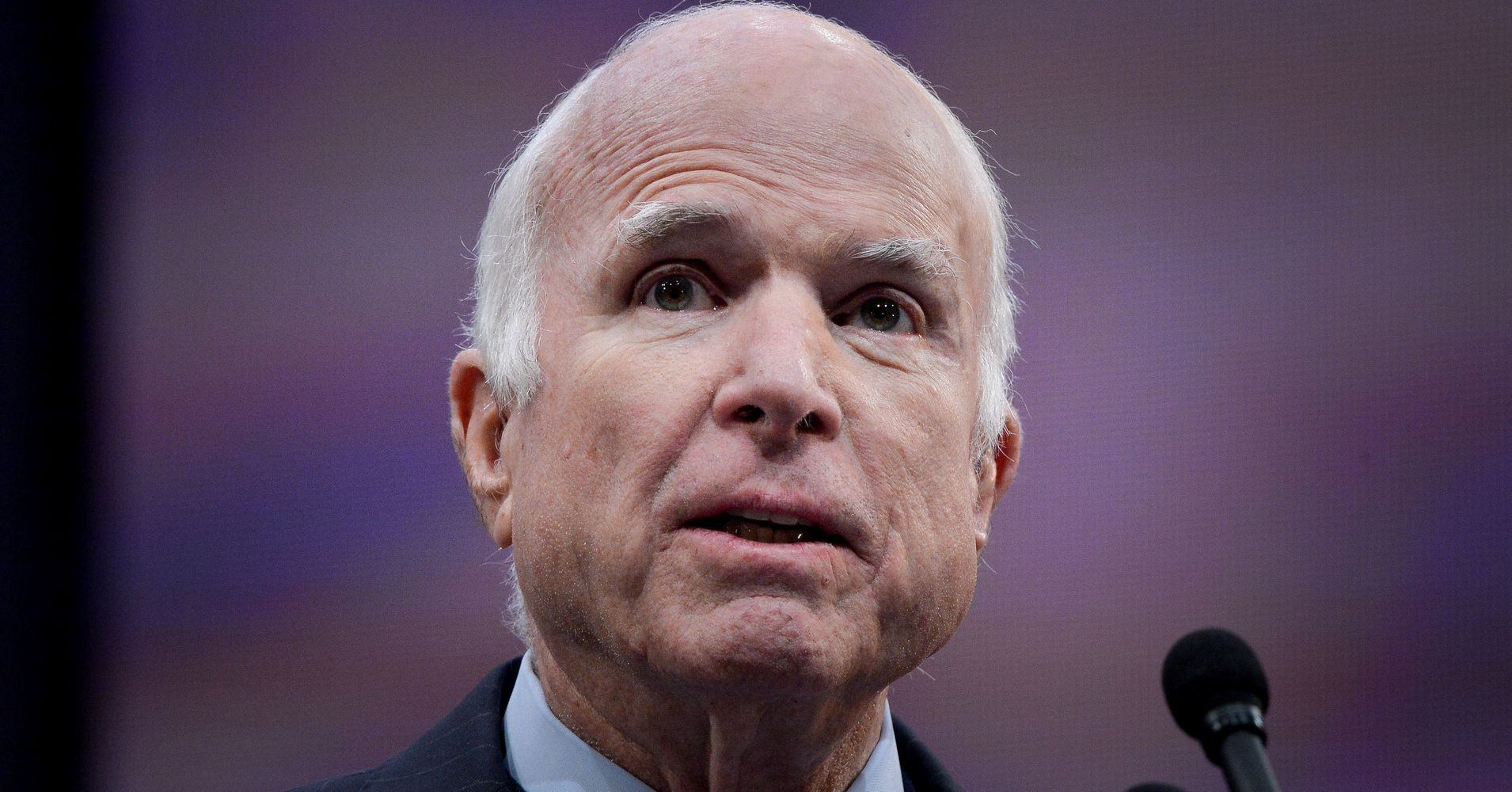 John McCain Tells Allies: Americans Stand With You Even If Trump Doesn't