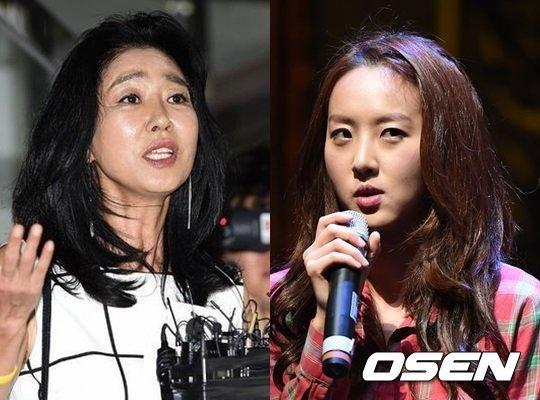 "[Oh!쎈 이슈] 김부선이 밝힌 딸 이미소의 손편지 화제..""남녀 관계는"