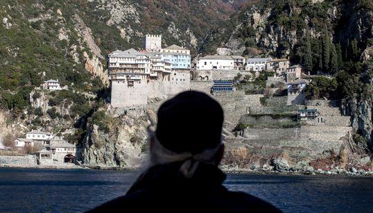 Σε ποιο περιβάλλον «εργάζονται» οι μοναχοί στο Άγιο