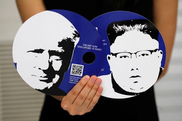 Έφτασε στη Σιγκαπούρη ο Τραμπ, για την ιστορική διάσκεψη με τον Κιμ Γιονγκ