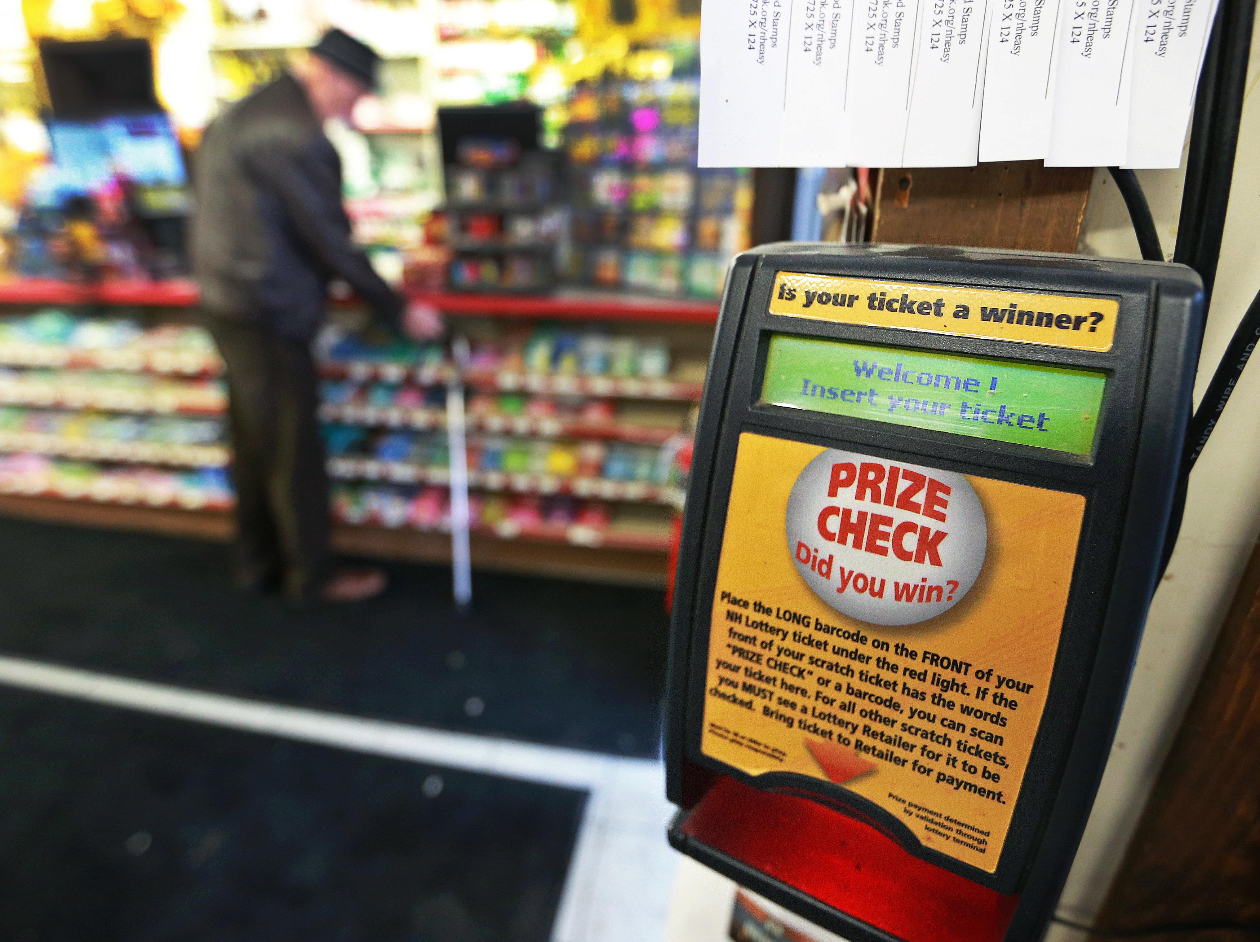 Mann wollte nur Orangensaft zurückbringen –jetzt ist er Lotto-Millionär
