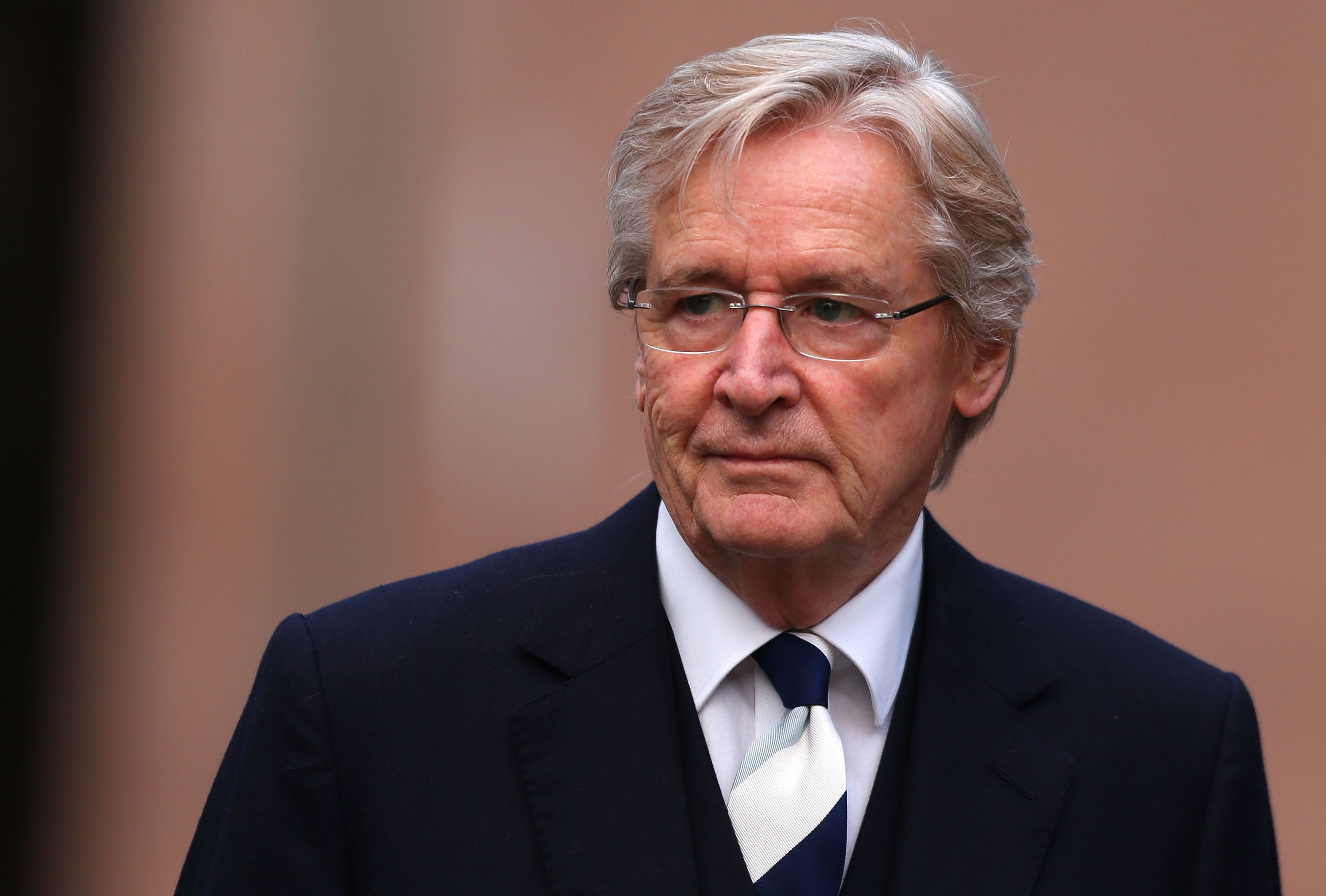 Coronation Street's Bill Roache Reveals Car Crash Stopped Him Reaching Dying Daughter's