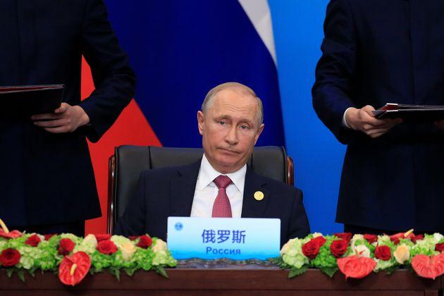 Poutine demande au G7 d'arrêter son
