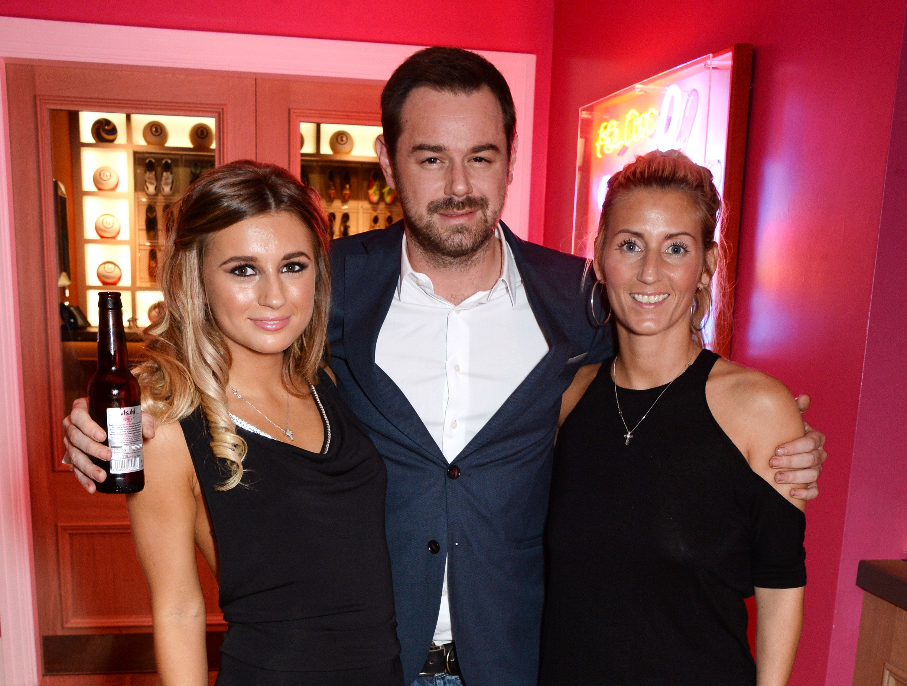 Danny Dyer Finally Breaks His Silence On Daughter's 'Love Island' Appearance