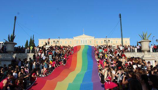 Athens Pride 2018: Πιο ορατό, πιο μαζικό από